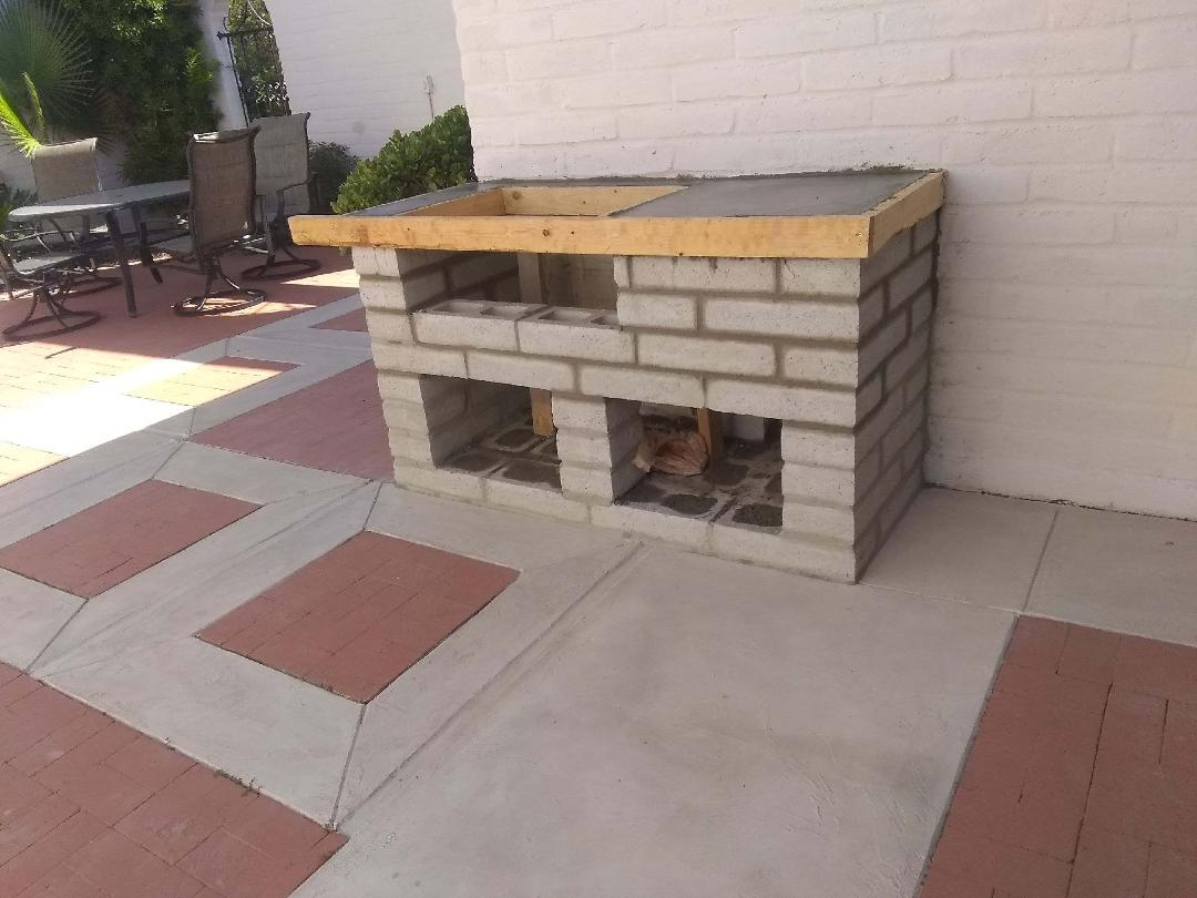 Tucson Bbq Grills Marana Bbq Accessories Bbq Grill Fireplace Construction Contractor
